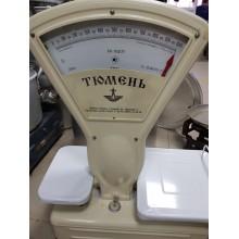 Весы Тюмень СССР до 10 кг.